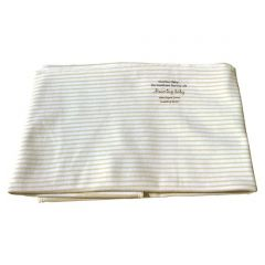100% Softest Certified Organic Cotton Beaming Baby Chemical-Free Baby Blanket. Double Layer 75cm x 75cm