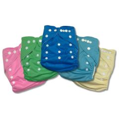 Beaming Baby Reusable Nappy Kit with Free Insert and Free Nappy Liners Five free Nappy Liners